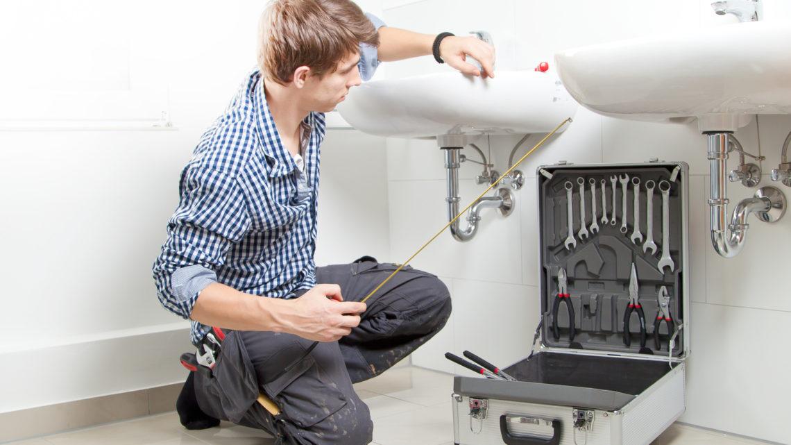 Recherche et dépannage de fuite sur une installation PVC