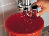 déboucher un évier récalcitrant