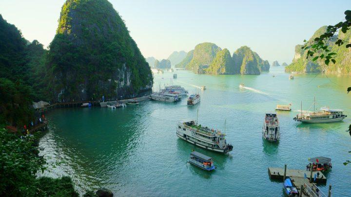 Partir à l'assaut des plus beaux sites touristiques du Vietnam